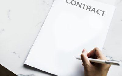 Ley de Contratos del Sector Público (Parte 3/3)